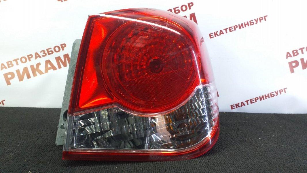 Стоп-сигнал Chevrolet Cruze J300 Z20D1 2014 правый