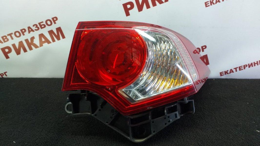 Стоп-сигнал Honda Accord CU2 K24Z3 2009 правый