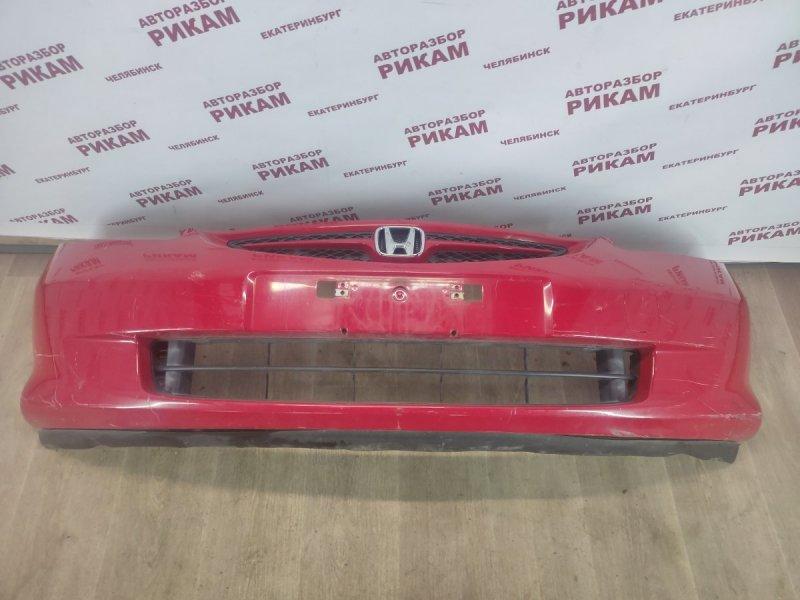 Бампер Honda Fit GD1 L13A 2007 передний