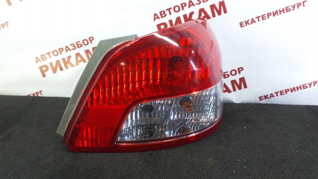 Стоп-сигнал Toyota Yaris NCP93 1NZ-FE 2011 правый