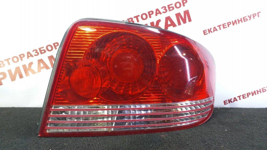 Стоп-сигнал Hyundai Sonata EF G4JS 2003 правый
