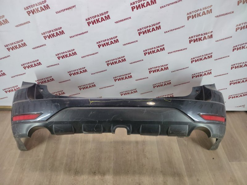 Бампер Subaru Forester SHM FB25A 2012 задний