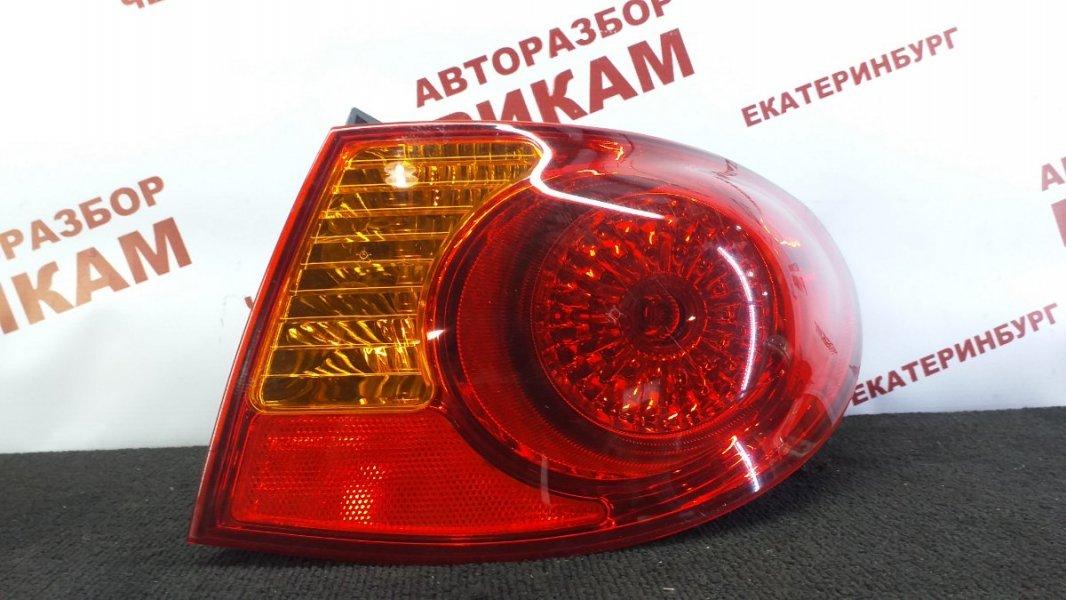 Стоп-сигнал Hyundai Elantra HD G4GC 2007 правый