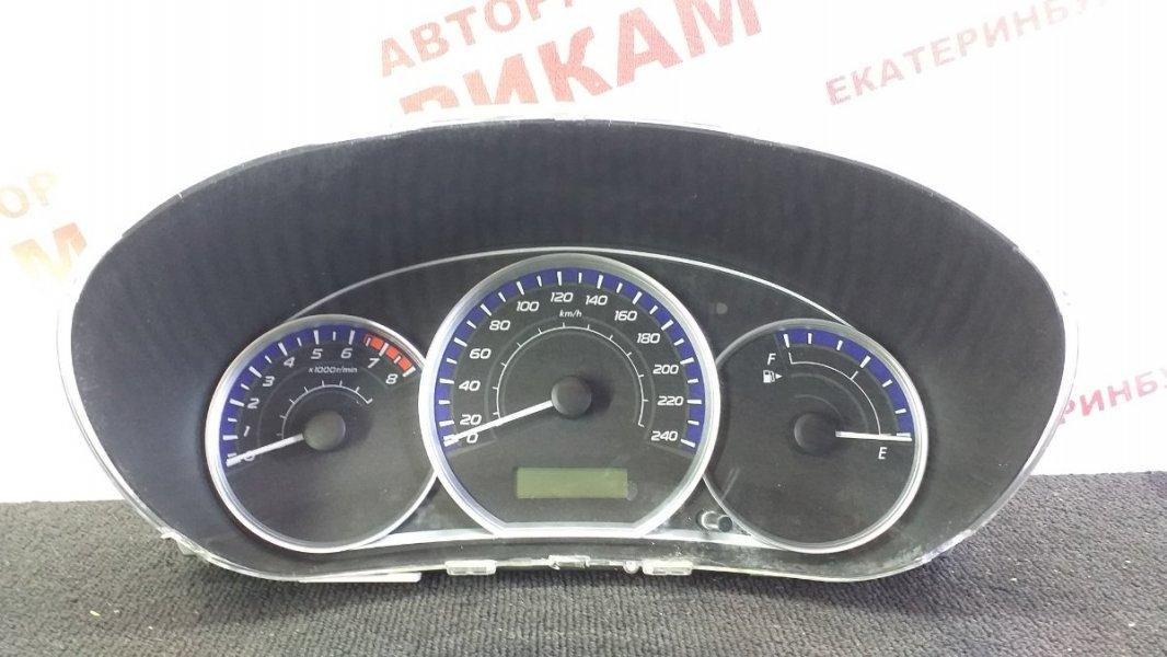 Панель приборов Subaru Forester SHM FB25A 2012