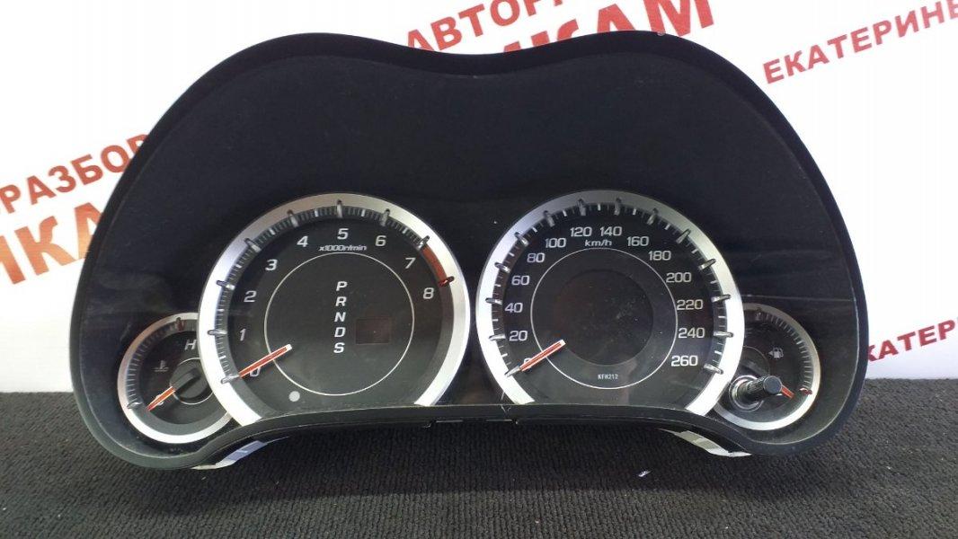 Панель приборов Honda Accord CU2 K24Z3 2009