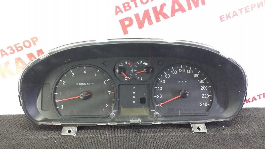Панель приборов Hyundai Sonata EF G4JS 2003