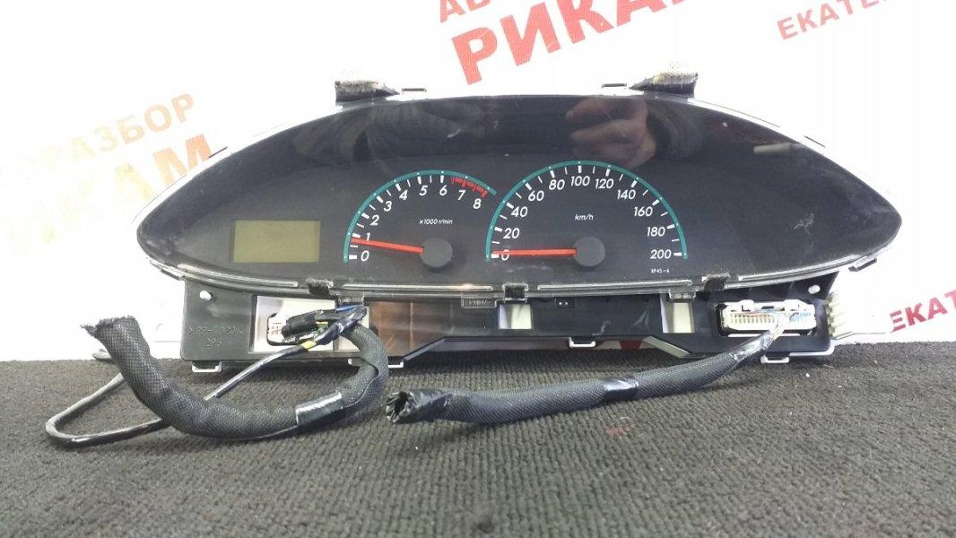 Панель приборов Toyota Yaris NCP93 1NZ-FE 2011