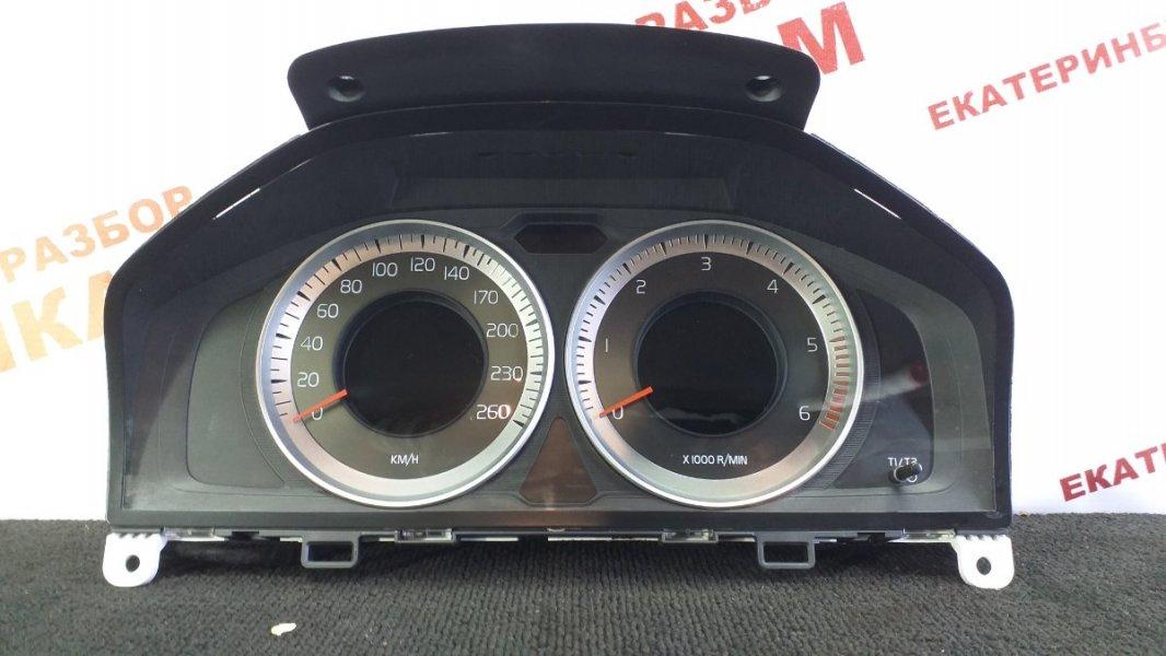 Панель приборов Volvo Xc60 DZ70 D5244T10 2011