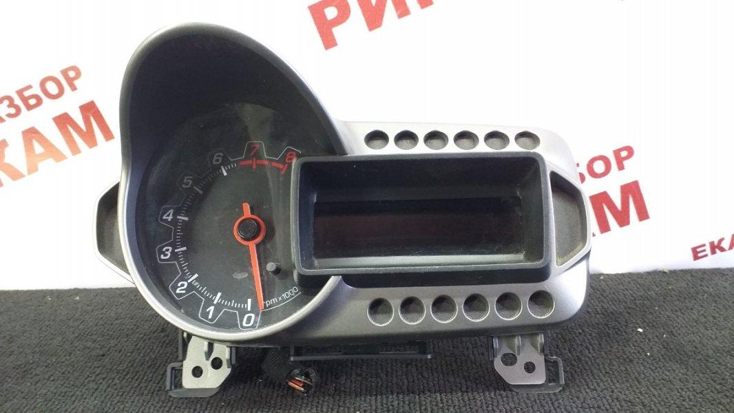 Панель приборов Chevrolet Aveo T300 F16D4 2012