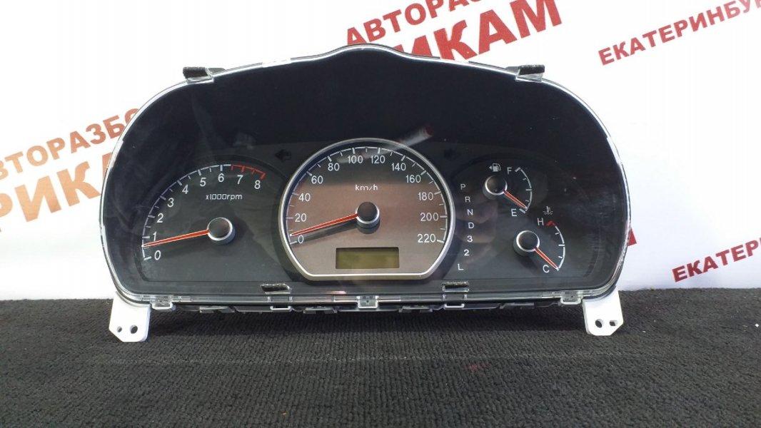 Панель приборов Hyundai Elantra HD G4GC 2007