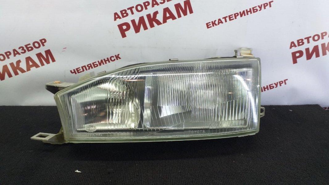 Фара Toyota Camry SXV10 5S-FE 1997 левая