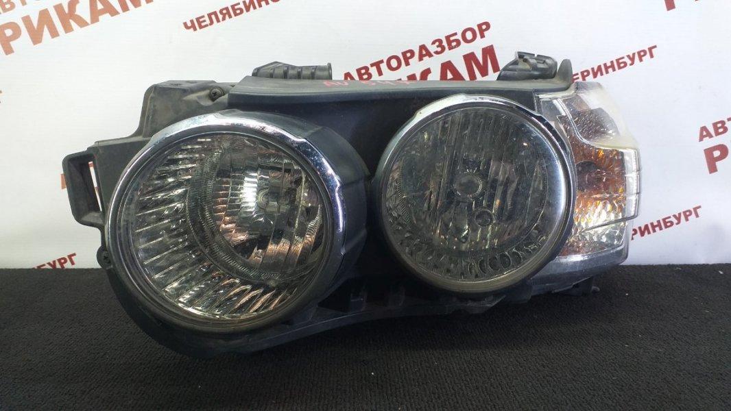 Фара Chevrolet Aveo T300 F16D4 2012 левая