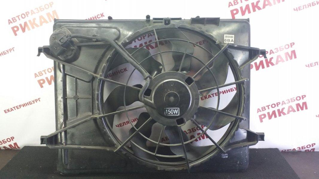 Диффузор Hyundai Elantra HD G4GC 2007