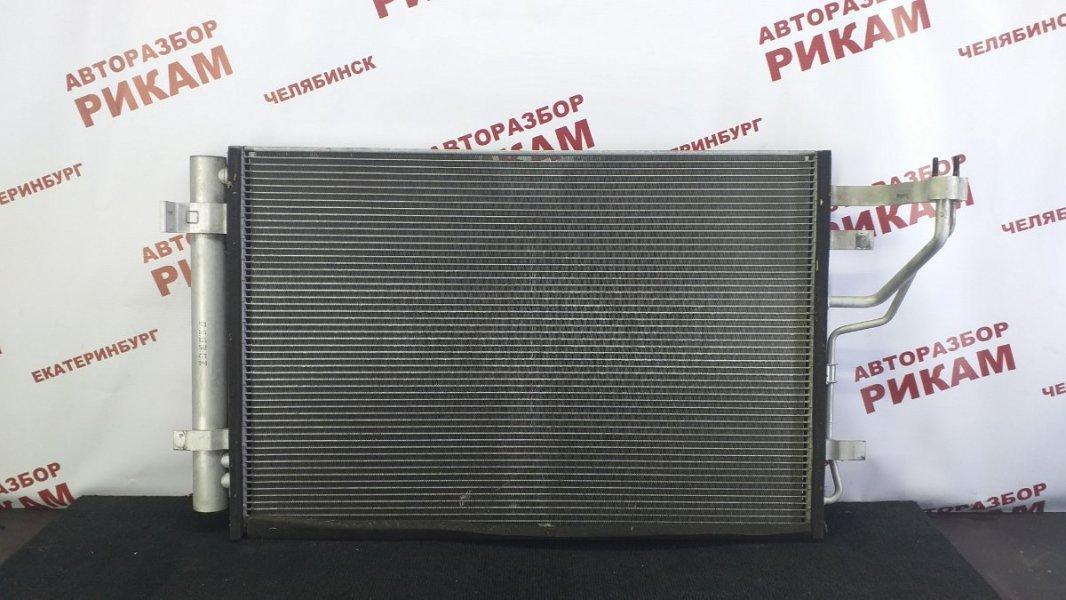 Радиатор кондиционера Hyundai Elantra HD G4GC 2007 передний