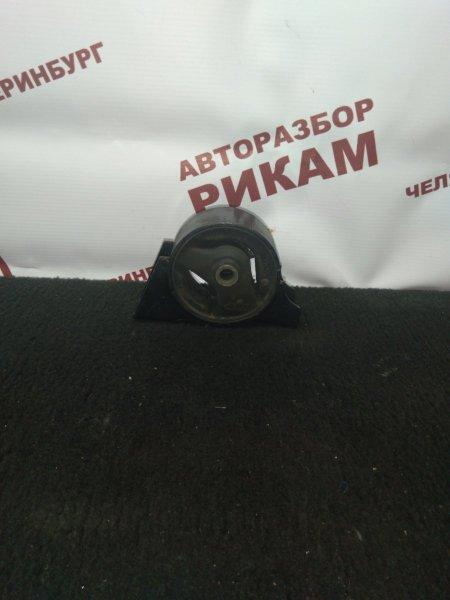 Подушка двс Nissan Sunny FB15 QG15DE 2002 задняя