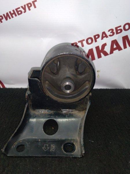 Подушка акпп Nissan Bluebird Sylphy FG10 QG15DE 2003 левая