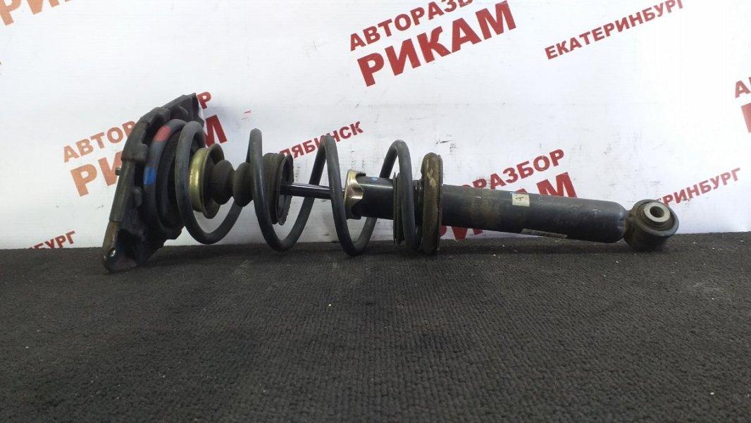 Стойка Nissan Sunny FB15 QG15DE 2002 задняя