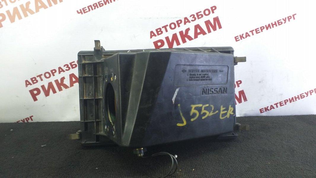 Корпус воздушного фильтра Nissan Pulsar N15 GA16DE 1998
