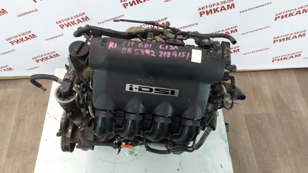 Двигатель Honda Fit GD1 L13A