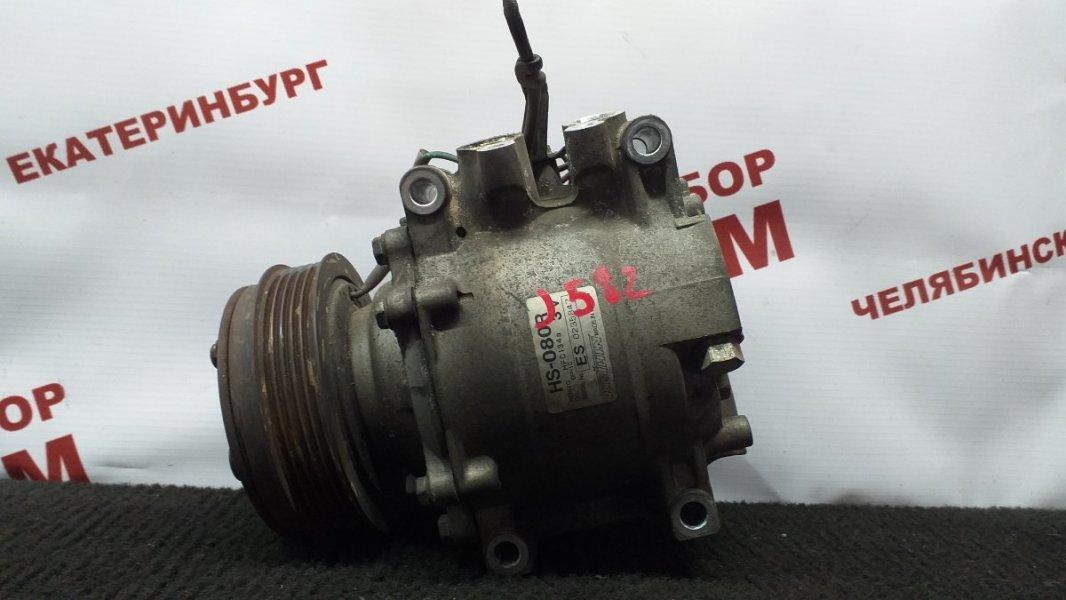 Компрессор кондиционера Honda Fit GD1 L13A 2005