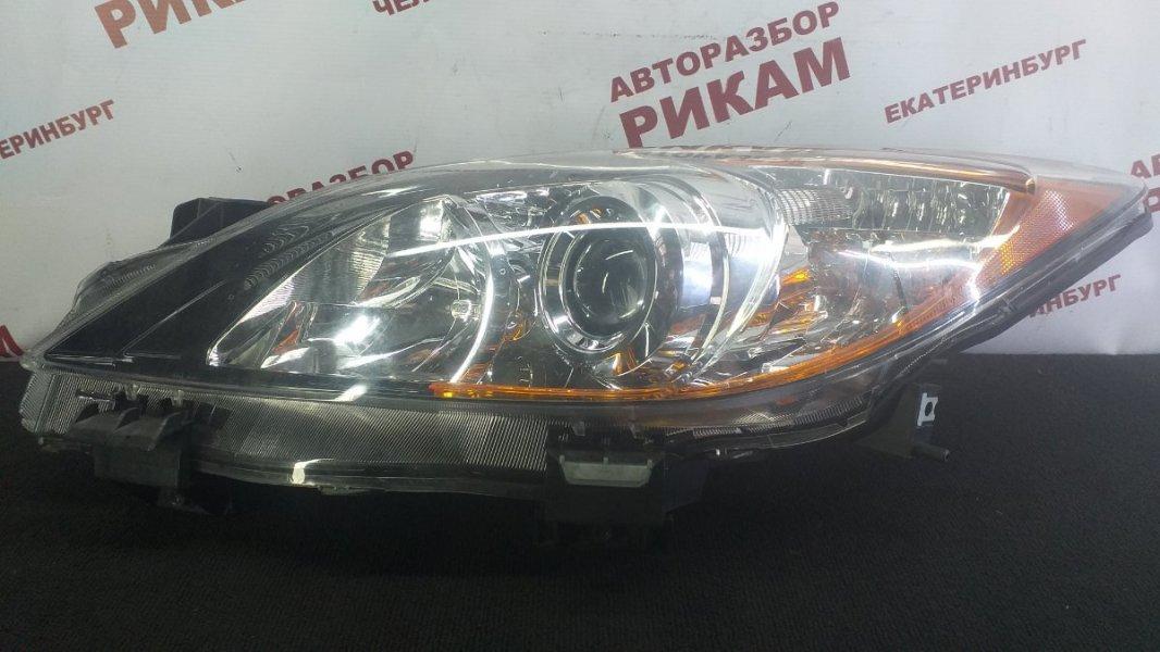 Фара Mazda 3 BL1 LF-VE 2010 правая