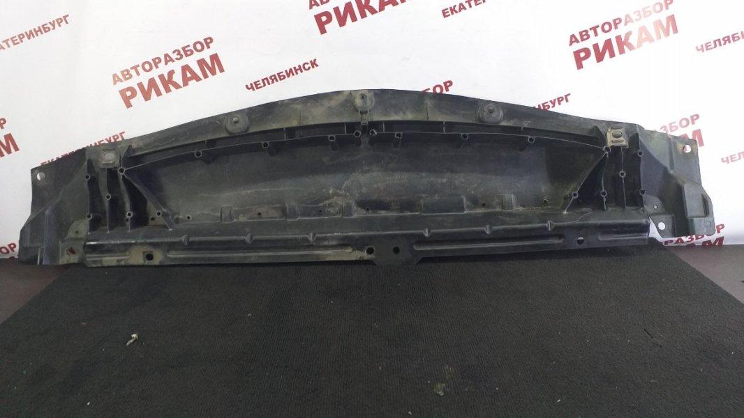 Защита под бампер Mazda 3 BL1 LF-VE 2010