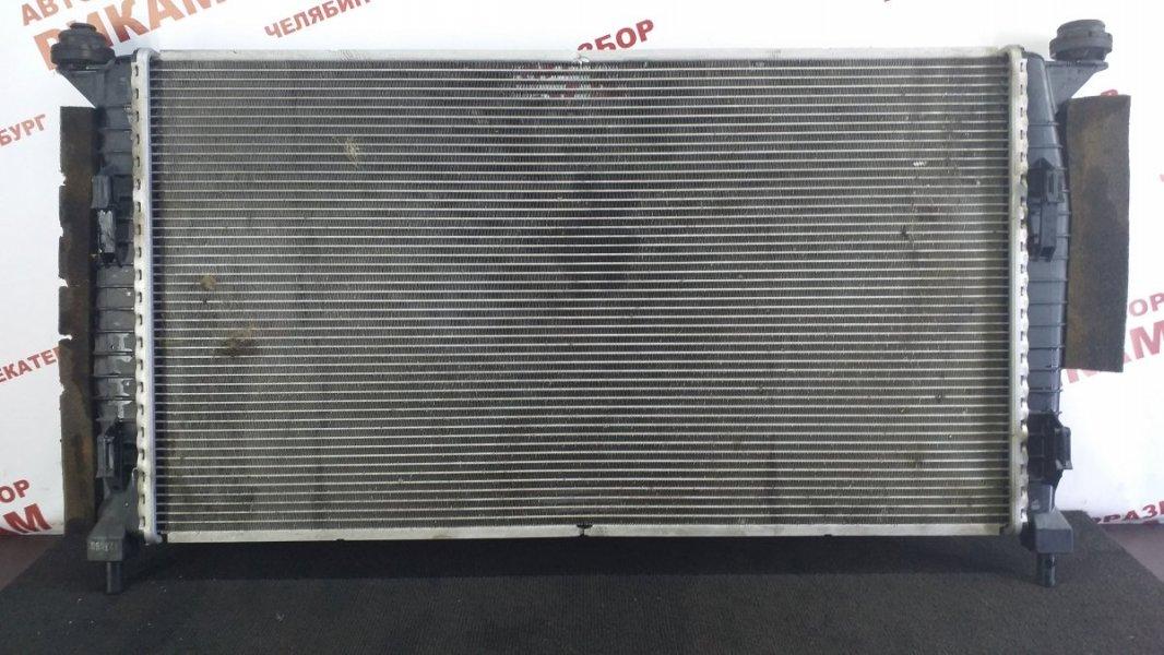 Радиатор охлаждения Mazda Mazda3 BL LF-VE 2010