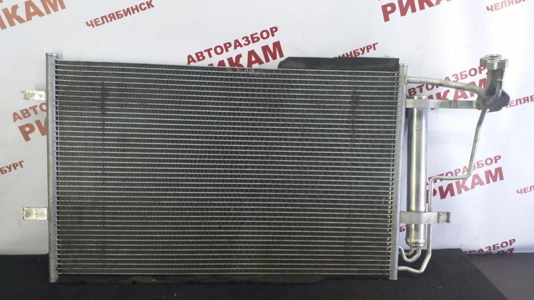 Радиатор кондиционера Mazda 3 BL1 LF-VE 2010