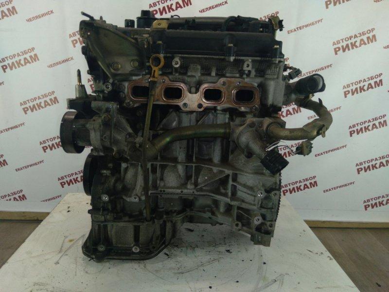Двигатель Nissan X-Trail T30 QR20DE 2005