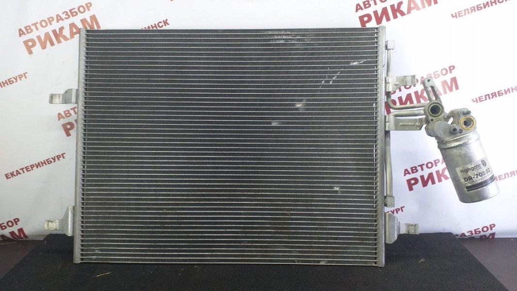 Радиатор кондиционера Volvo Xc60 DZ70 D5244T10 2011