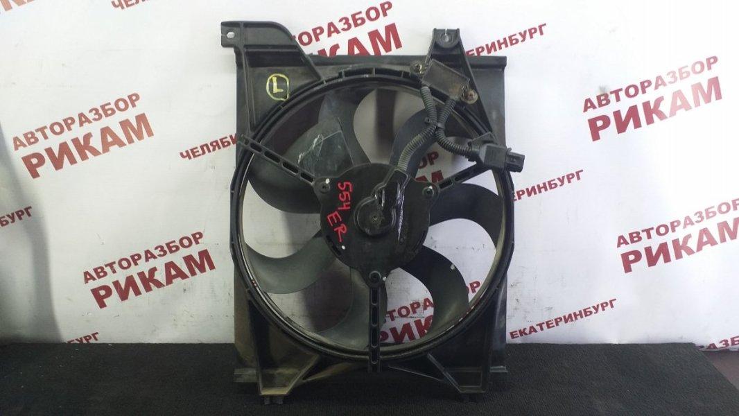 Диффузор Kia Rio JB G4ED 2006 левый