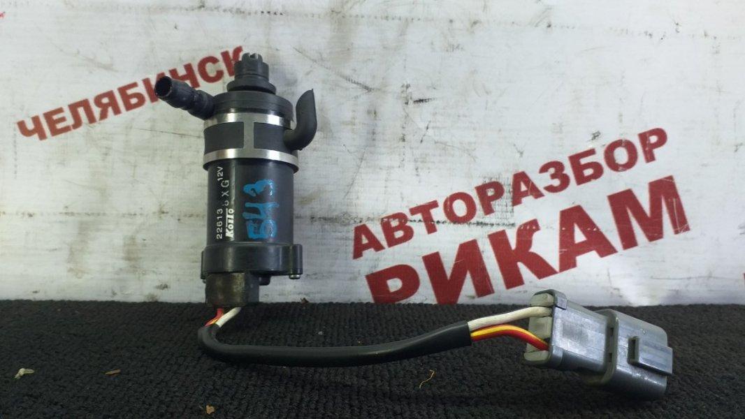 Мотор омывателя Honda Accord CU2 K24Z3 2009