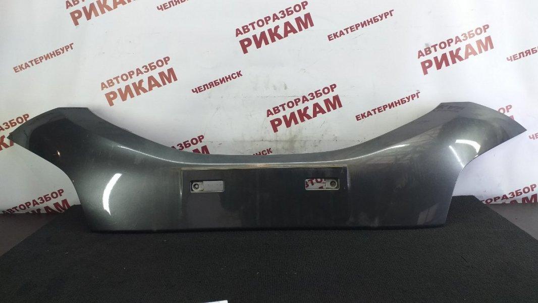 Накладка бампера Honda Civic FK2 R18Z4 2013