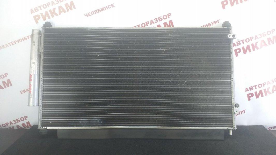 Радиатор кондиционера Honda Civic FK2 R18Z4 2013