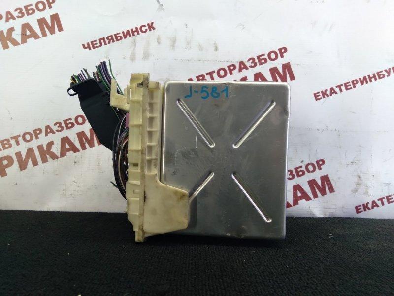 Блок управления Volvo Xc70 SZ58 B5244T3 2002
