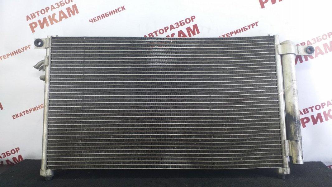 Радиатор кондиционера Kia Rio JB G4ED 2007