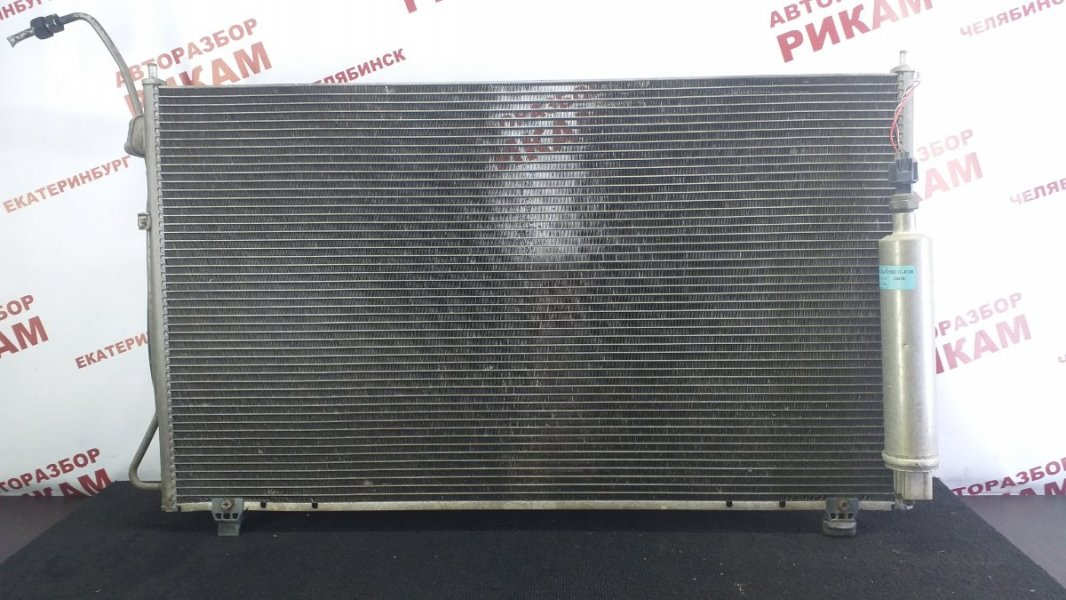 Радиатор кондиционера Nissan Serena TC24 QR20DE 2002