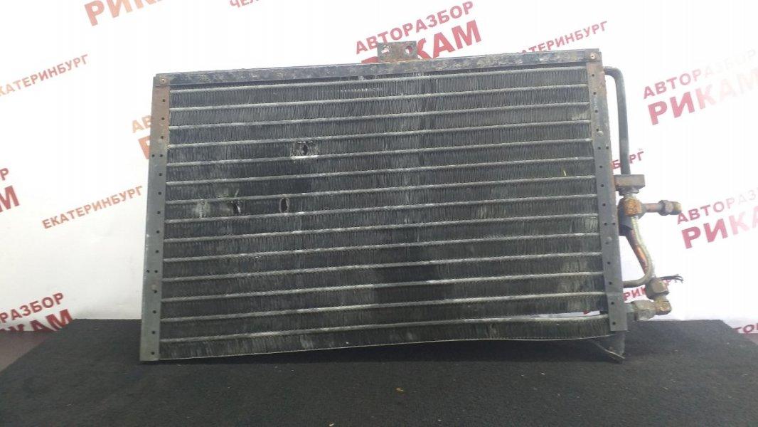 Радиатор кондиционера Mitsubishi Pajero L146GW 6G72 1990