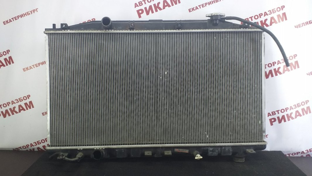 Радиатор охлаждения Honda Accord CU2 K24Z3 2012