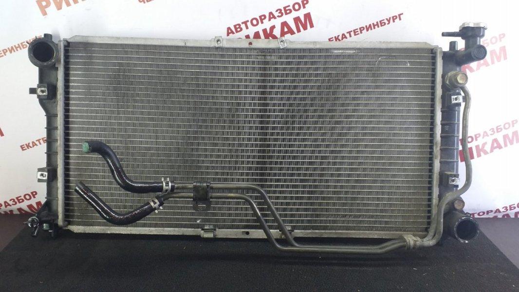 Радиатор охлаждения Mazda 626 GF FS 2000