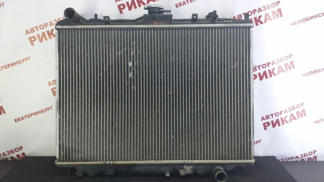 Радиатор охлаждения Great Wall Hover 4G69S4N 2010