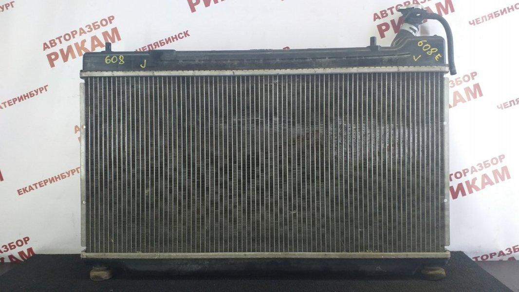 Радиатор охлаждения Honda Fit GD1 L13A 2007