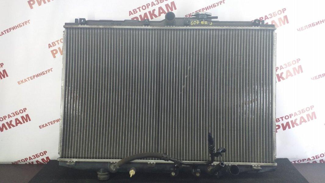 Радиатор охлаждения Honda Odyssey RA6 F23A