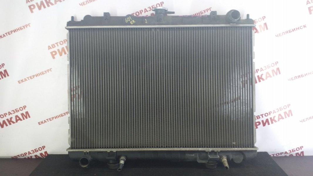 Радиатор охлаждения Nissan Serena PC24 SR20DE 2000