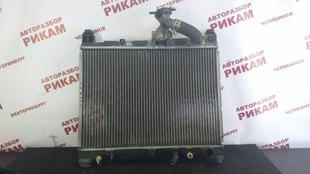Радиатор охлаждения Toyota Funcargo NCP20 2NZ-FE 2003