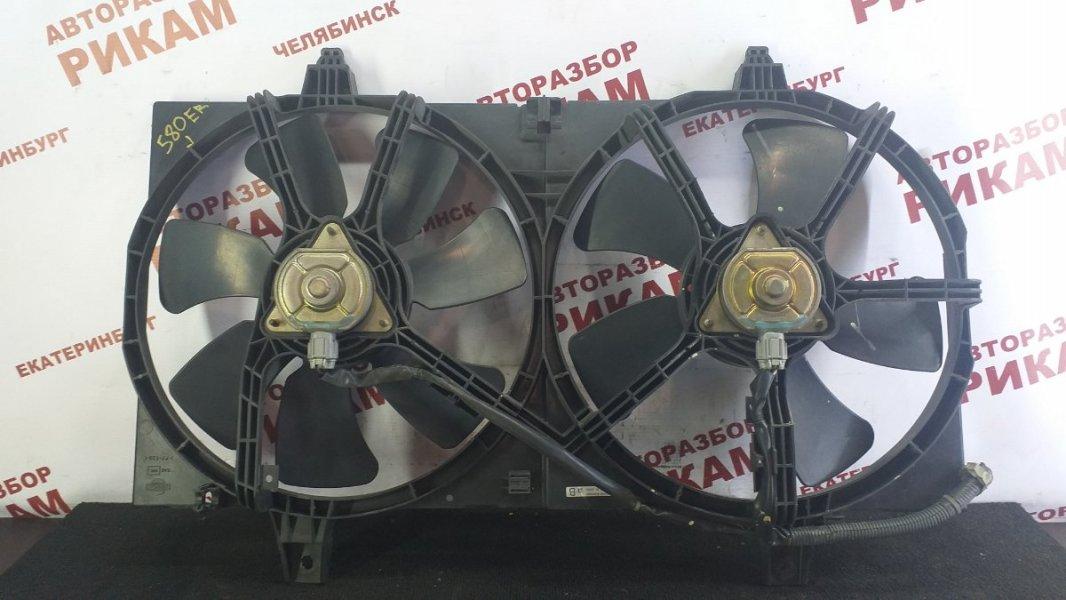 Диффузор Nissan Sunny FB15 QG15DE 2002
