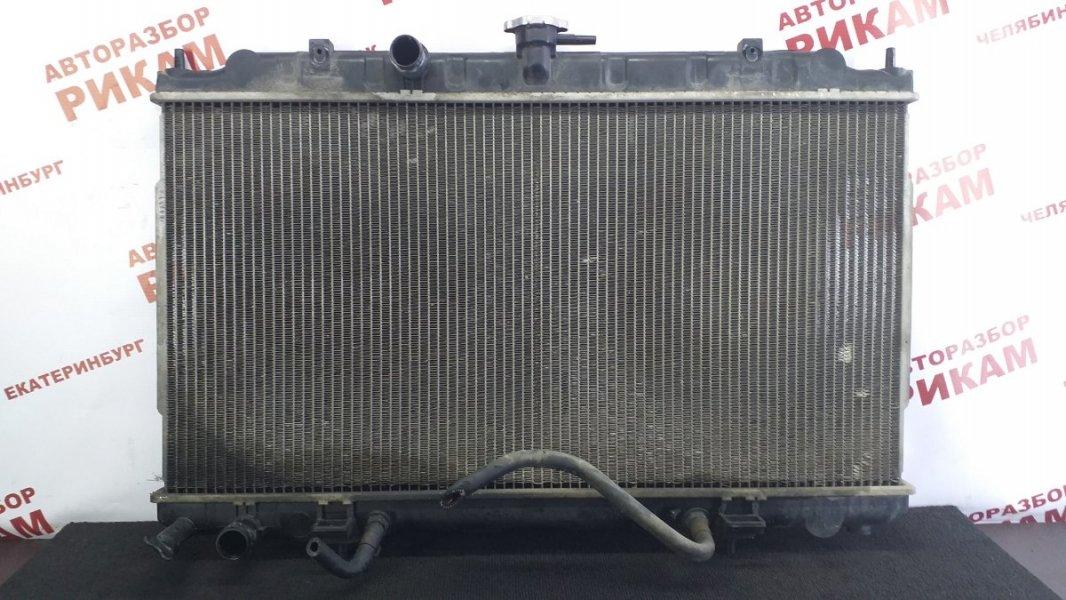 Радиатор охлаждения Nissan Ad VHNY11 QG18DE 2007