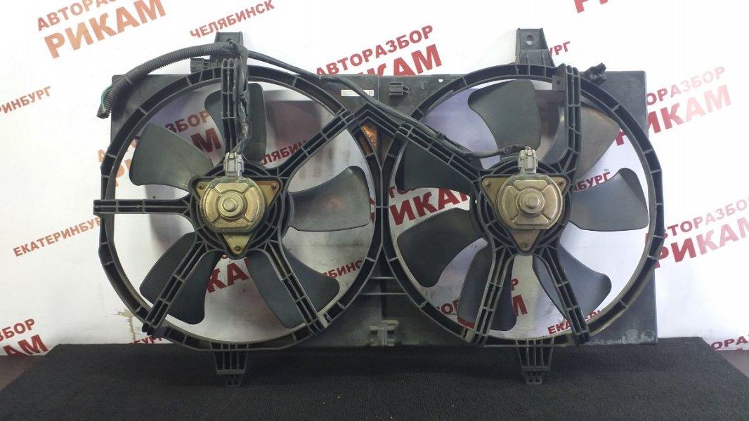 Диффузор Nissan Wingroad WFY11 QG15DE 2004