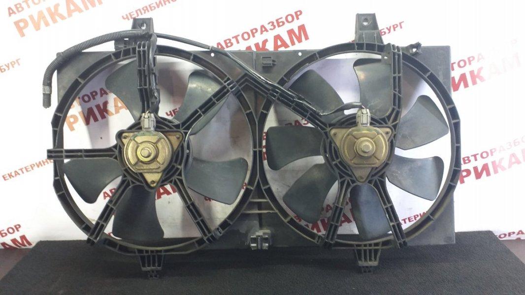 Диффузор Nissan Wingroad WFY11 QG15DE 2002