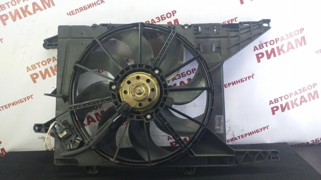 Диффузор Renault Scenic JA13 F4R747 2003